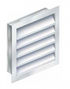 Fresh Air Louver with filter