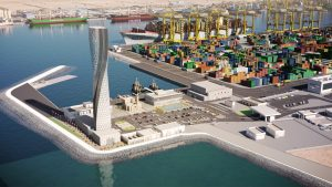 NEW DOHA PORT – QATAR